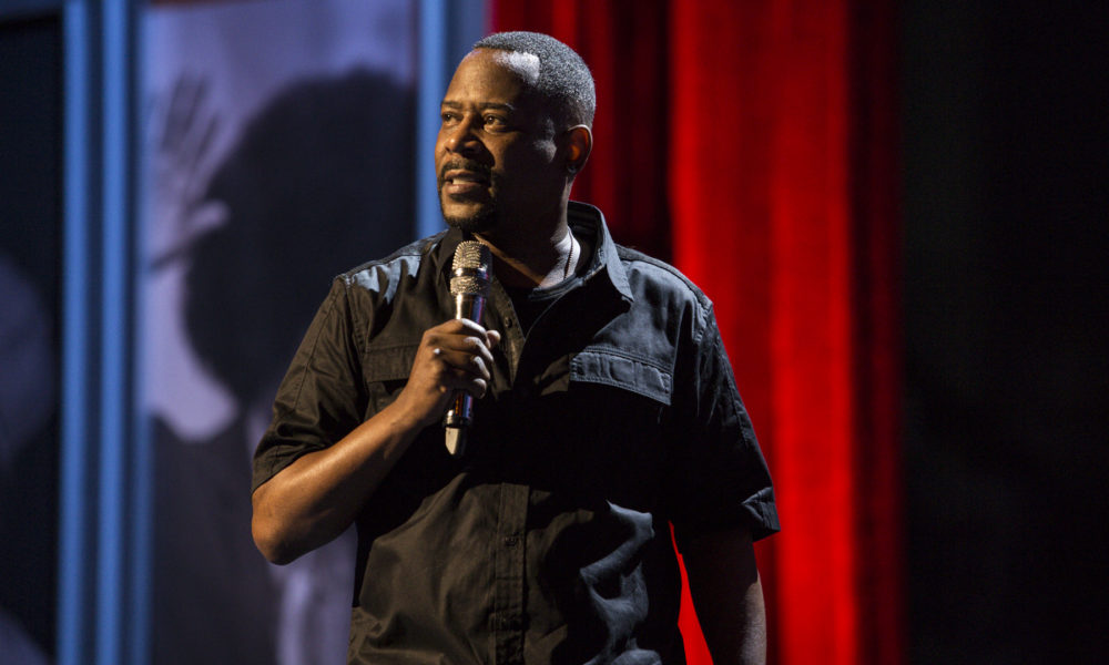 Martin lawrence payday